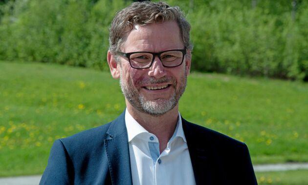Stig Högberg, ordförande Norrskog.
