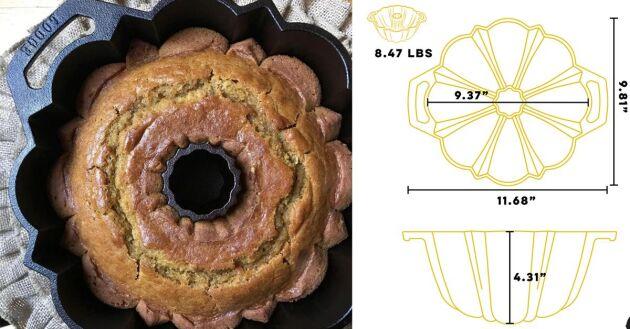 Istället för ströbröd kan du också använda: Kokos – kakan blir extra saftig, Vallmofrön – kakan får en god smak och vacker färg, Mandelmjöl – glutenfritt alternativ som ger god smak.