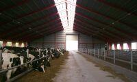 Tröttsamt försvara modern mjölkproduktion