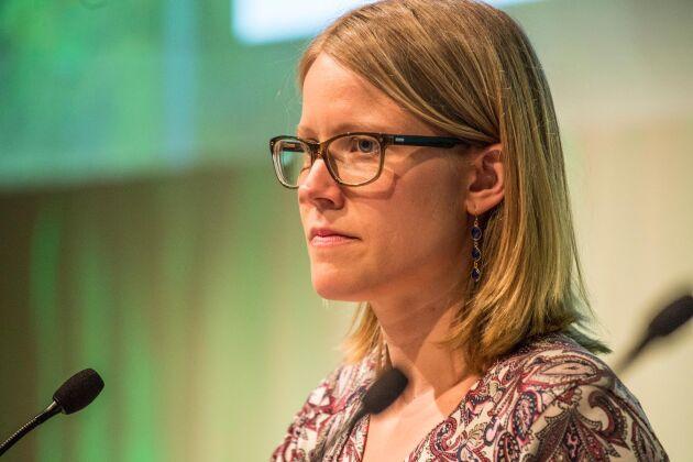 Riksdagsledamoten Kristina Yngwe (C) menar att det finns en bred politisk enighet för att sätta stopp för djurrättsbrottsligheten.