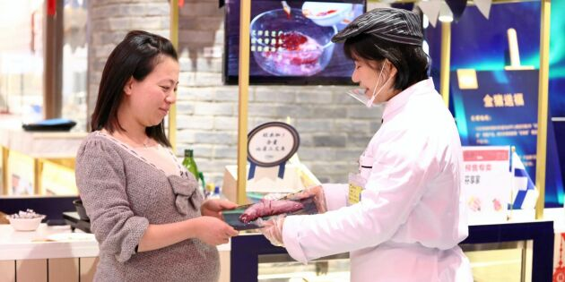 HK Scan: Ett steg in på kinesiska premiummarknaden