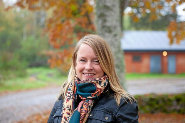 Anna Nilsson, Land Lantbruks nya chefredaktör, börjar sin tjänst i november.