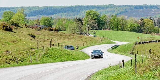 Ny kilometerskatt för personbilar ska gynna landsbygden