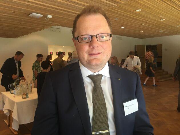Anders Karlsson är organisationsstrateg på LRF.
