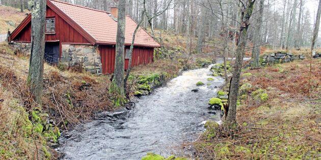 Äntligen kan klappjakten på vattenkraften vara slut