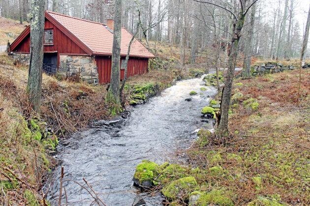Kulturskatter som Åboholms gamla spiksmedja i Tiveden riskerar att försvinna om klappjakten på småskalig vattenkraft får fortsätta, enligt Göran Hartman.