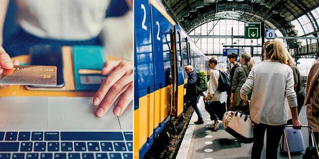 LISTA: Här kan du boka tåg i Europa – och världen