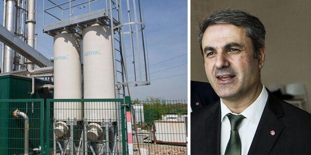 Orättvisor mot svensk biogas ska rättas till