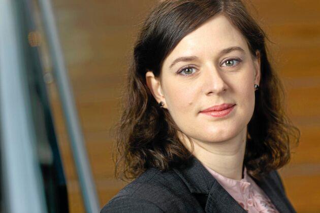 Karolina Boholm, Transportdirektör, Skogsindustrierna.