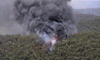 Australisk polis: Brandman startade bränder