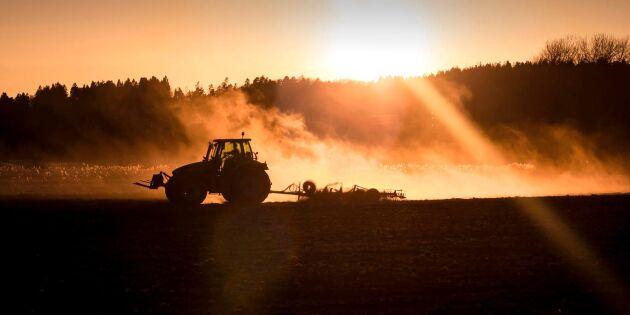 """""""Vi ska vara stolta över våra svenska bönder"""""""
