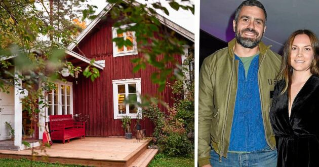 Drömhuset och dess säljare: Kalle och Brita Zackari Wahlström