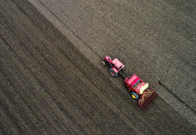 Medborgarinitiativet vill att även lantbruket ska betala för sina koldioxidutsläpp.