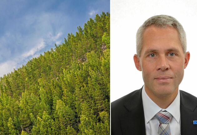 Kjell-Arne Ottosson, Riksdagsledamot Värmland (KD), Miljöpolitisk talesperson