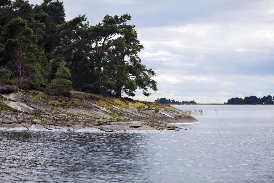 Lurö skärgård, Värmland. Foto: Öyvind Lund.