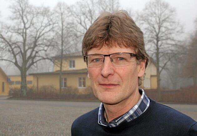 Marknadsrådgivare Anders Pålsson på HIR Skåne.