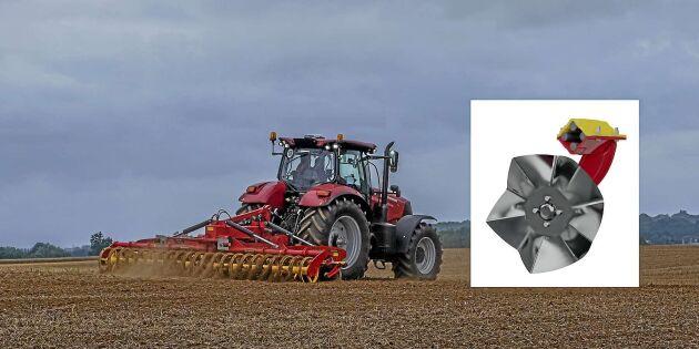 Bättre jordbearbetning med ny disk