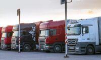 EU-beslut: Platta lastbilar ska bytas ut