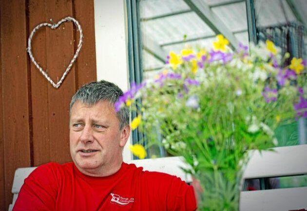 Jan Forssell är ordförande i Siljans chark.