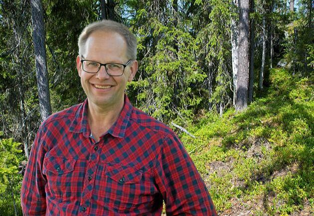 Leif Öster, skogsägare och turismföretagare