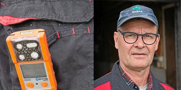 Efter gasolyckan – nu vill Anders varna andra