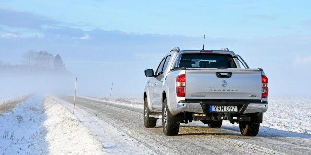 Renaults Alaskan –en fransk japan