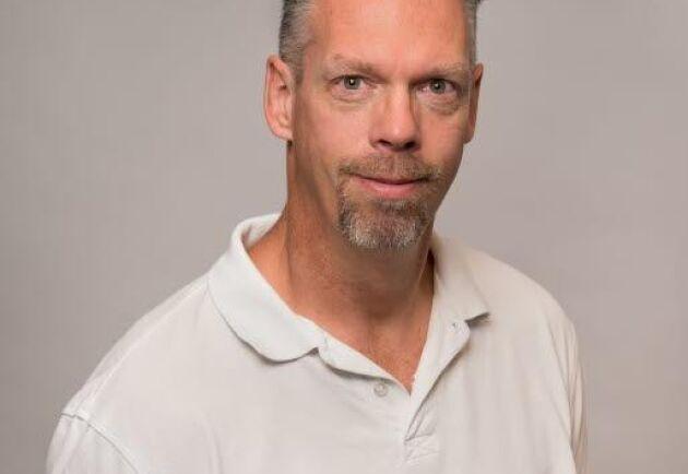 Hans Jansson, projektledare för inspektionsinsatsen på svenska hästföretag.
