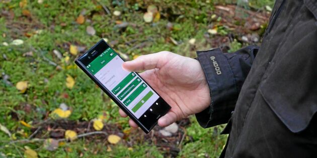 Ny app för naturvärdesbedömningar