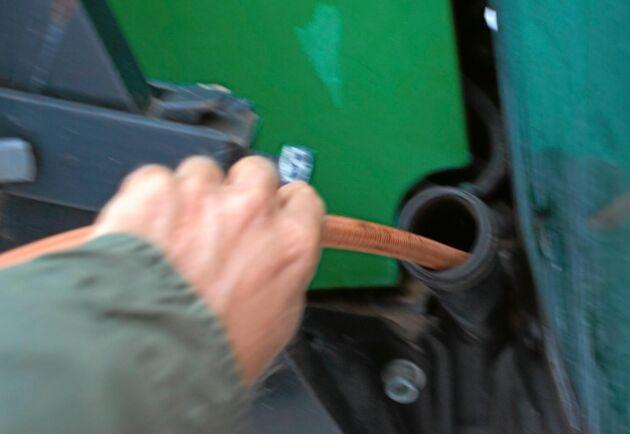 Just när det gäller dieselstölder råder en dyster trend för första kvartalet 2019.