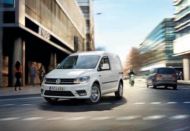 Volkswagen Caddy finns med bensin, diesel och gasdrift, och för rätt kund kan det sistnämnda alternativet vara det mest ekonomiska.