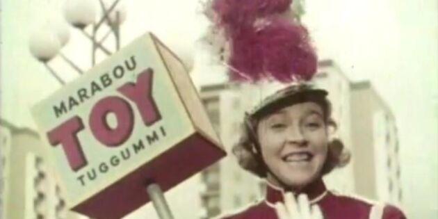 5 underbara reklamfilmer från 50-talet