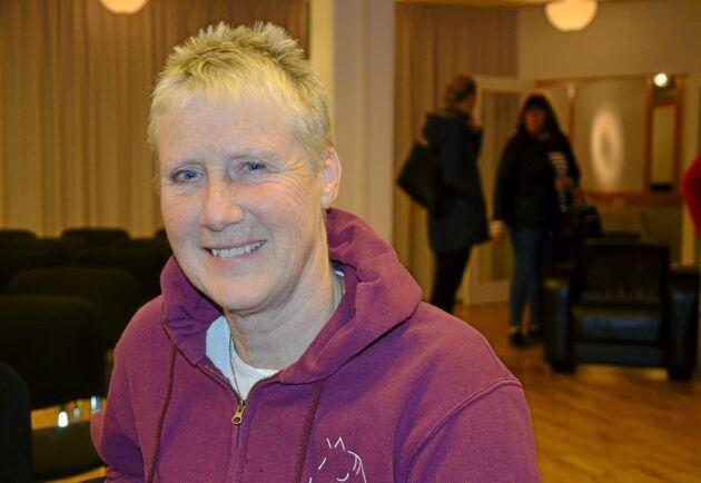 Eva Dahlström arbetar som oberoende foderrådgivare.