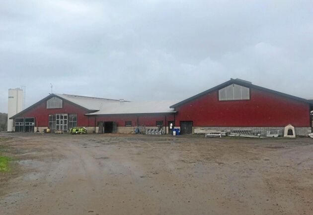 Glostorps gård.