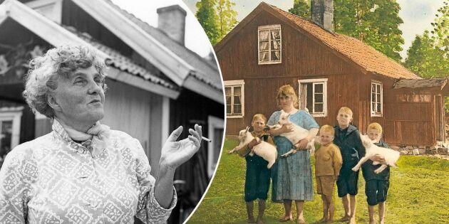 Moa Martinsson – pigans dotter blev älskad författare