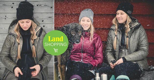 Skhoop från Åre designar kläder för aktivt uteliv som både är bekväma att röra sig i och snygga nog att ha på stan. Alltid med ett klädsamt kvinnligt snitt.