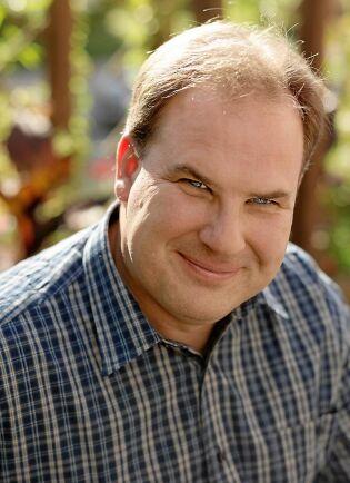 Robert Danielsson, byggnadsvårdare och ödehusräddare.