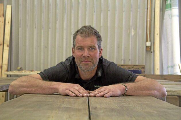 Erik Hjärtfors, skogsägare och mångbrukare.