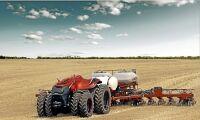 Case IH testar förarlös traktor
