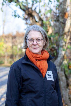 Anna Richert är matexpert på WWF.