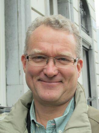 Lennart Ackzell, internationell samordnare på LRF Skogsägarna.
