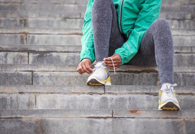"""Tvättvattnet från sportkläder som gjorts """"luktfria"""" med hjälp av silver är en stor miljöfara."""