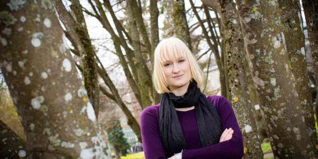 Sandra, 24, fick en stroke: Plötsligt small det bara till