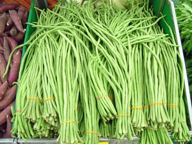 Vill barnen inte äta grönsaker – pröva spagettibönor!