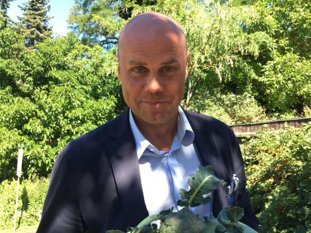 Mattias Dernelid spår stark tillväxt för närproducerat.