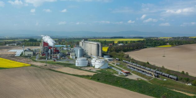 Livsmedelssektorn hotas av koldioxidbrist