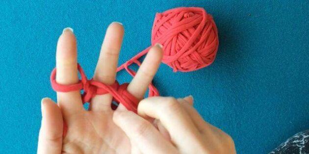 Lär dig fingersticka – perfekt pyssel för stora och små