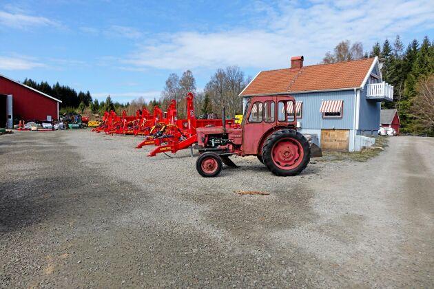 Staffans Maskin började med försäljning av hästsläp och nu är det landsbygdsföretag med miljonomsättning.