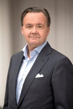 Karl Henrik Sundström, VD och koncernchef för Stora Enso.