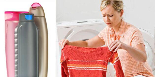 Krympt tröjan i tvätten? Så räddar du den!