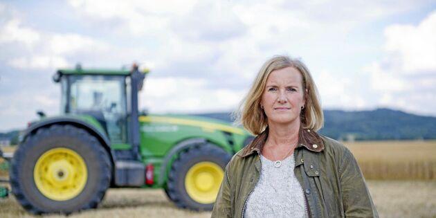 Bristen på arbetskraft hämmar lantbruket